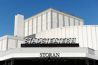 Helsingborg City Theatre theatre in Helsingborg, Sweden