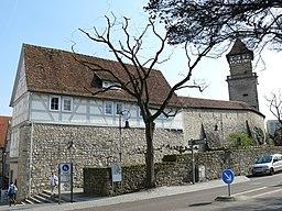 Stadtmauer Waiblingen1