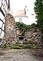 Stadtmauer in der Spreuergasse 34, Stuttgart-Bad Canstatt.jpg