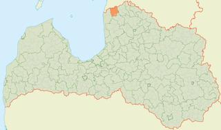 Staicele Parish parish of Latvia in Aloja Municipality