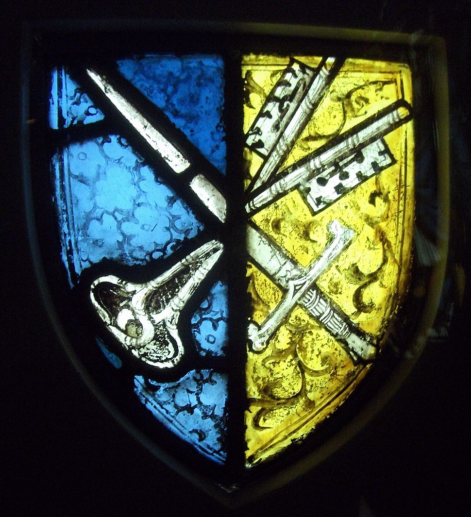 Stained glass in the Burrell CollectionDSCF0487 14