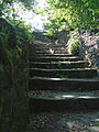 Staircase to The Tors - geograph.org.uk - 841275.jpg