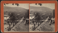 Stamford Water Works, reservoir, Construction gang, Delaware St, from Robert N. Dennis collection of stereoscopic views 2.png