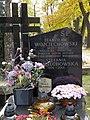 Stanisław Wojciechowski - Stefania Wojciechowska - Cmentarz Wojskowy na Powązkach (235).JPG