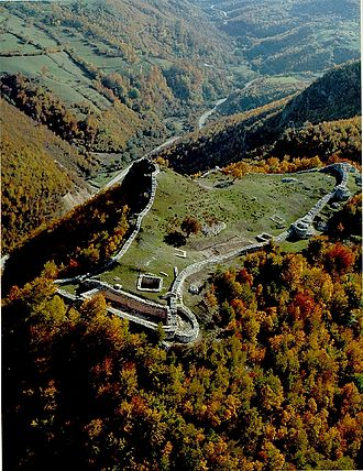 Serbia in the Middle Ages - Remains of Ras, medieval capital of Serbia (12th-13th century)