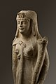 Statue of a Ptolemaic Queen, perhaps Cleopatra VII MET 89.2.660 EGDP013679.jpg