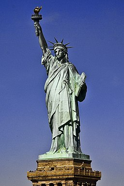 Statue of liberty 01