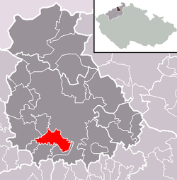 Location of Stebno