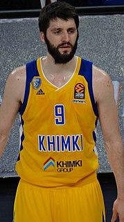 Stefan Marković Serbian basketball player