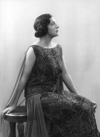 Stella Arbenina - Stella Arbenina in 1923