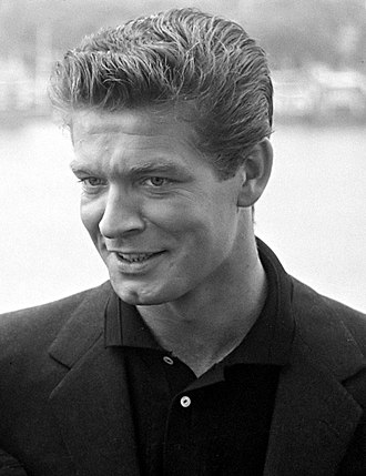 Stephen Boyd - Boyd in 1961