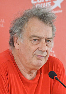 Stephen Frears British film director and producer