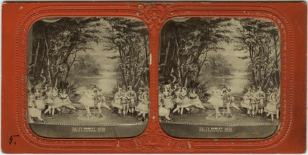 Stereokort, Hamlet 5, Fête du printemps, ballet - SMV - S47a.tif