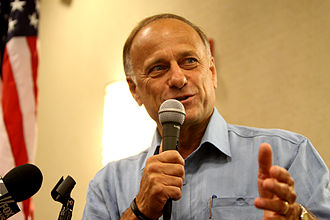 Steve King - Steve King at an event in Ames, Iowa in August 2011