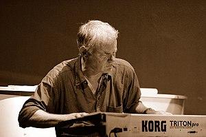 Steve Lodder - Lodder in 2005