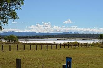 St Lawrence, Queensland - Image: Stlawrenceriverlowti de 2