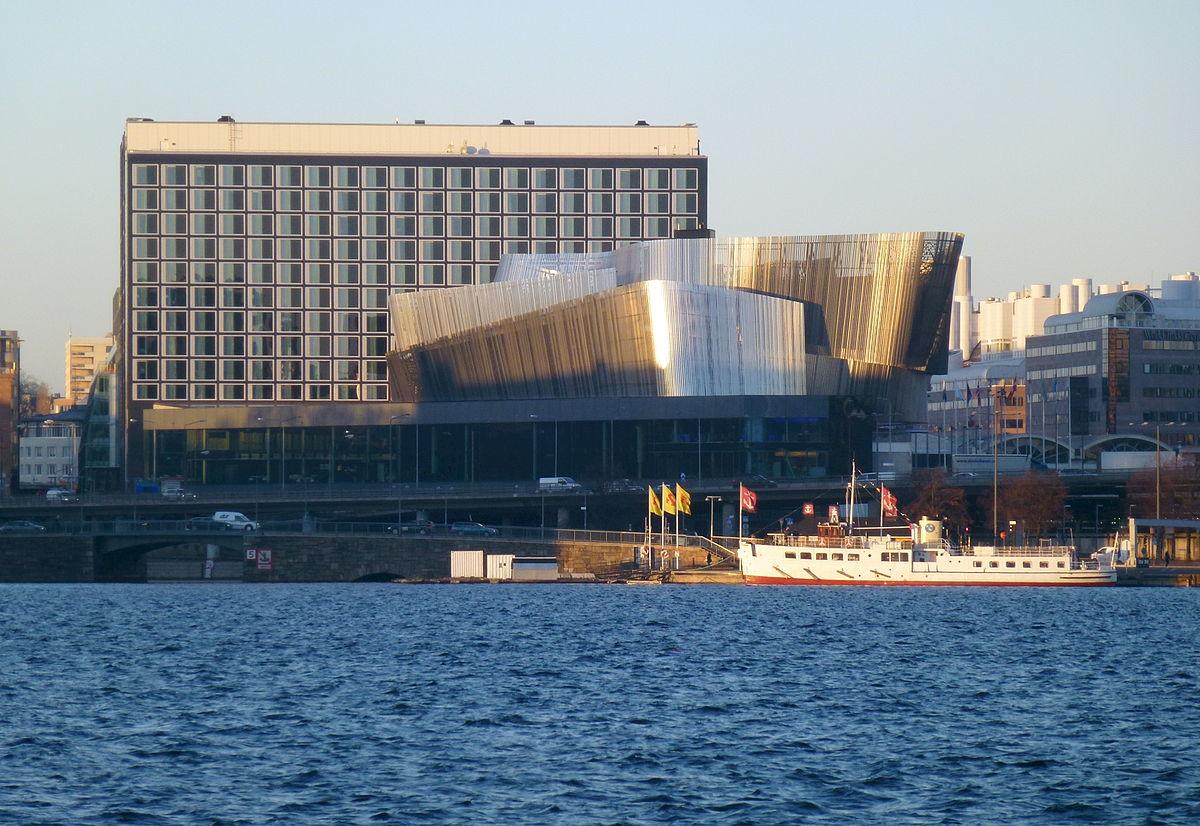 Hotel Stockholm Centre Ville