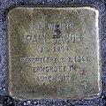 Stolperstein Bernhard-Lichtenberg-Str 2 (Prenz) Paul Jacob.jpg