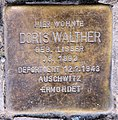 Stolperstein Bleibtreustr 33 (Charl) Doris Walther.jpg