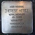 Stolperstein Gangelt Sittarder Straße 12 Therese Hertz.jpg