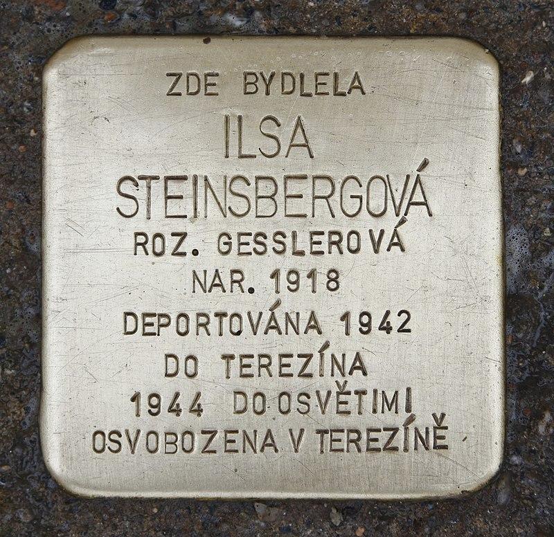 Stolperstein für Ilsa Steinsbergova.jpg