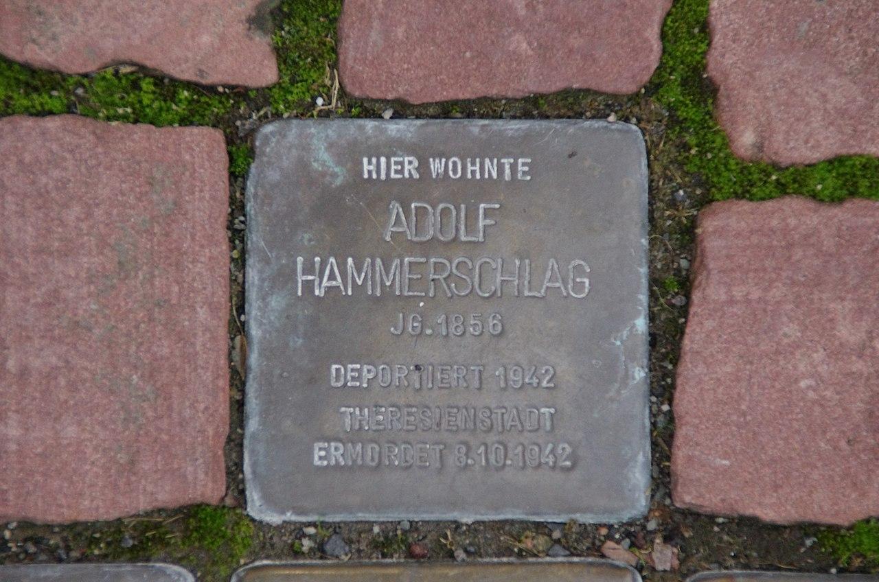 Stolpersteine Adolf Hammerschlag Bad Wildungen.jpg
