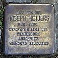 Stolpersteine Ootmarsumsestraat 69, Almelo Joseph Meijers.JPG