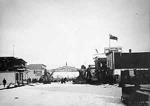 Stony Plain, Alberta - Image: Stony Plain, Alberta (circa 1912)