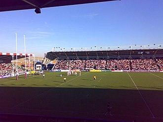 Harlequin F.C. - Twickenham Stoop Stadium
