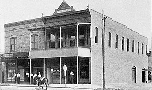Winnfield, Louisiana - Stores in Winnfield, 1904