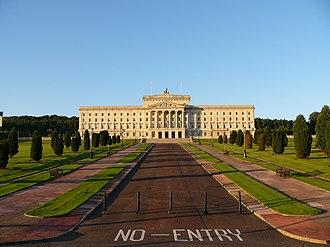 Parliament Buildings (Northern Ireland) - Stormont Parliament Buildings