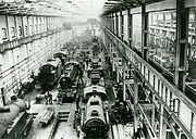 Stratford Railway Works