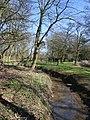 Stream at Leesthorpe Bridge - geograph.org.uk - 147200.jpg