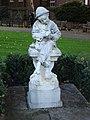 Street Orderly Boy (statue), London.jpg