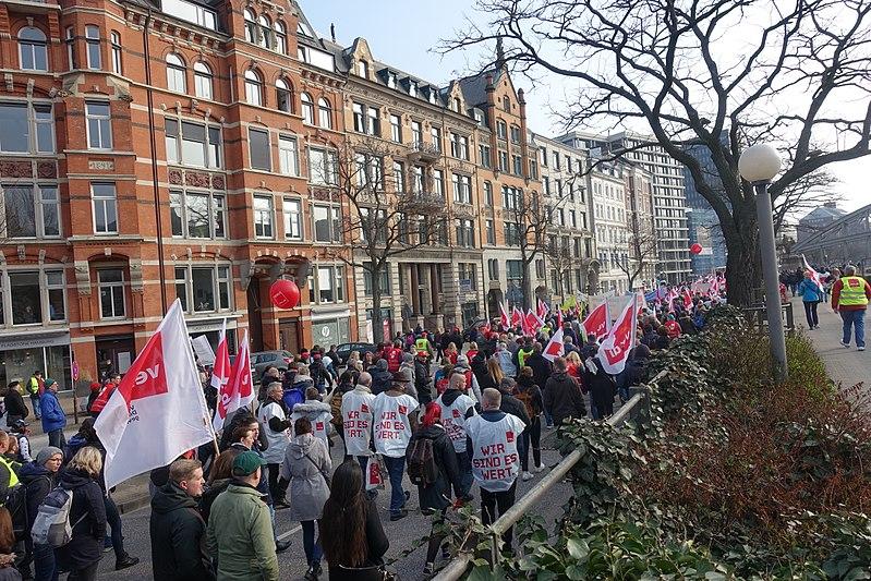 File:Streik öffentlicher Dienst in Hamburg am 12.4.2018.JPG