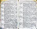 Subačiaus RKB 1827-1830 krikšto metrikų knyga 086.jpg