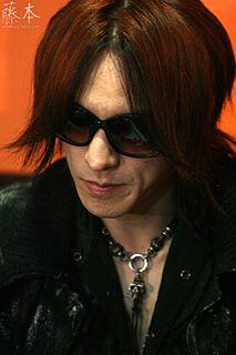 Sugizo Japanese musician