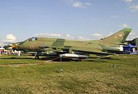 Sukhoi Su-22M3 Fitter, Hungary - Air Force JP6916310.jpg