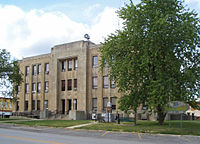 Sullivan County Missouri courthouse