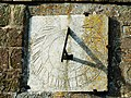 Sundial, St Mary's Church, Kintbury - geograph.org.uk - 1745440.jpg