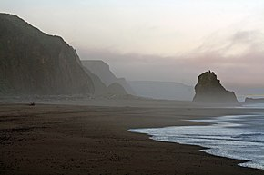 Sunrise at Irish Beach (159645373).jpg