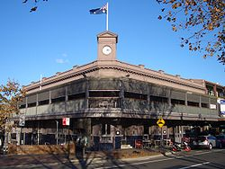 Surry Hills The Clock.JPG