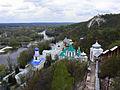 Sviatohorsk Lavra & Artem's mountain.JPG