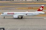 Swiss, HB-JCO, Airbus A220-300 (43687775954).jpg