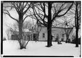 Syman House, Charlton, Saratoga County, NY HABS NY,46- ,2-1.tif