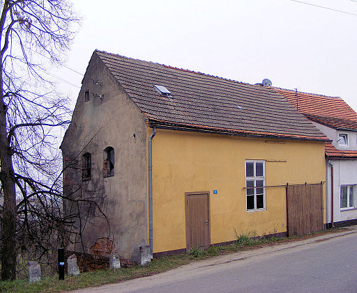 Synagoga w Pszczewie 2