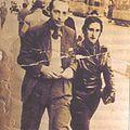 Syra Alonso e o pintor Francisco Miguel en Madrid en 1934.jpg
