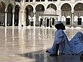 Syria, Damascus, The Umayyad Mosque, Courtyard.jpg