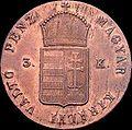 Szh 3 krajczár 1849 obverse.jpg