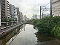 Tōkyū Tōyoko Line's waste trace Promenade 2019 (Sakuragichō - Momijizaka) 05b.jpg